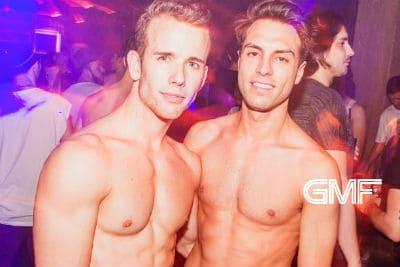 Club di ballo gay di Berlino