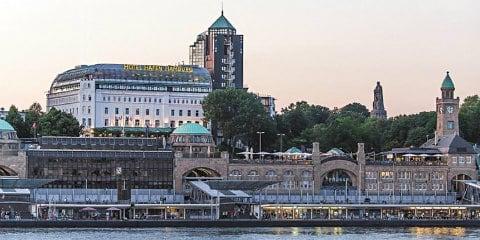 Hôtel Hafen Hambourg