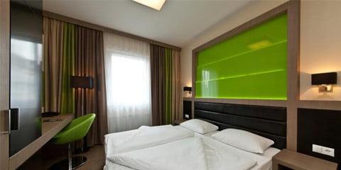 Hôtel Novum Style à Hambourg-Centrum