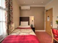 Comfort Inn Buckingham Palace Road