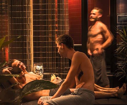 Gay Sauna & Cruise Club Index