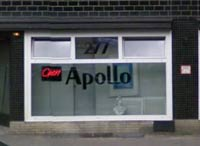 Apollo Sauna