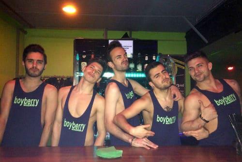 CLUB ZASCA MADRID GAY