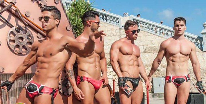 Sitges plages gay