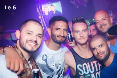 Nice · Gay Dance Clubs & Parties