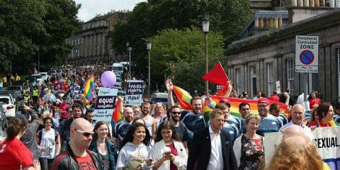 Gay Edinburgh · Servizi