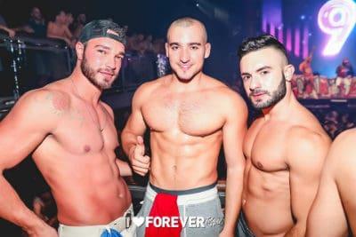 Klub Dansa & Pesta Gay Tel Aviv