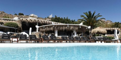 Jackie O' Beach Club Mykonos