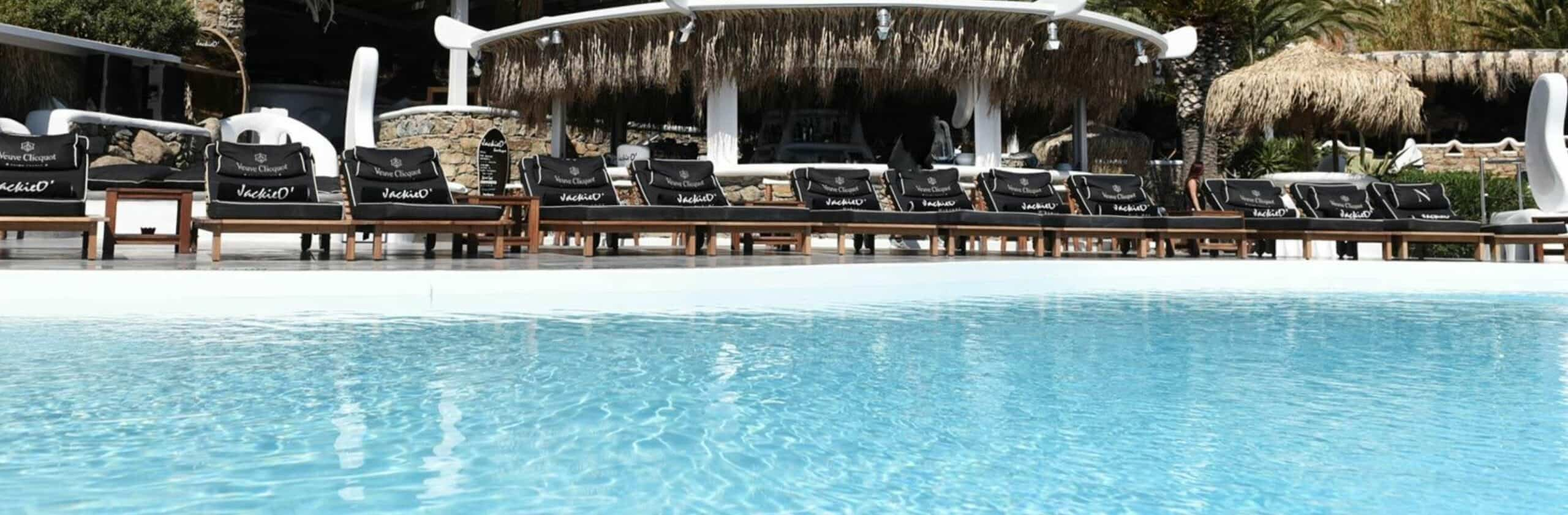 JackieO 'Beach Club @ Super Paradise