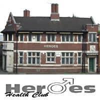 Heroes Health Club