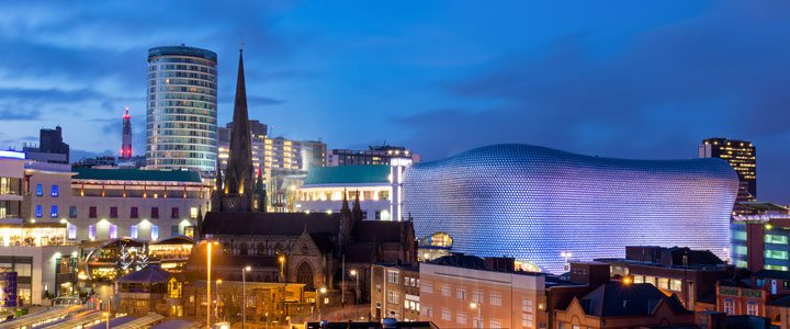 Gay Birmingham · Hotels