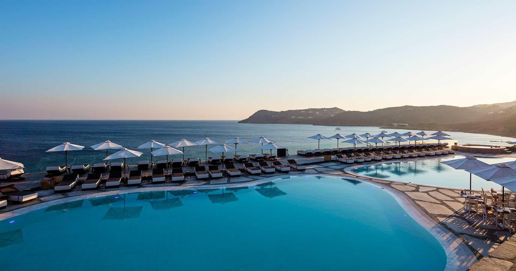 Gay Mykonos · Luxury Hotels