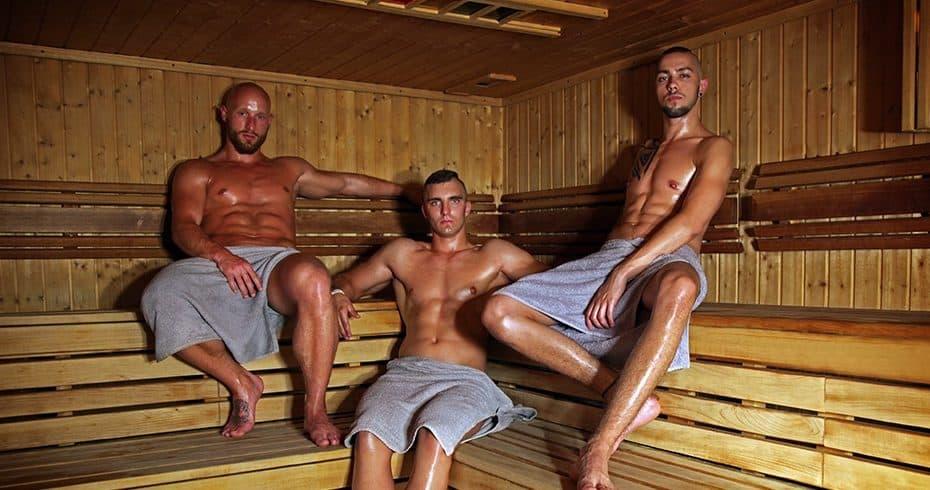 TravelGay σύσταση HEAVEN Sauna