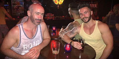 gay cruising bars in malaga
