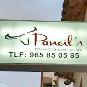 Paneil's