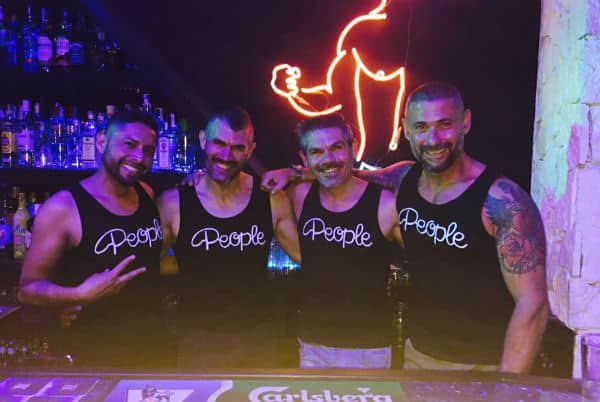 Gay Disco Pub Despanto