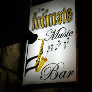 The Intimate Bar – CLOSED