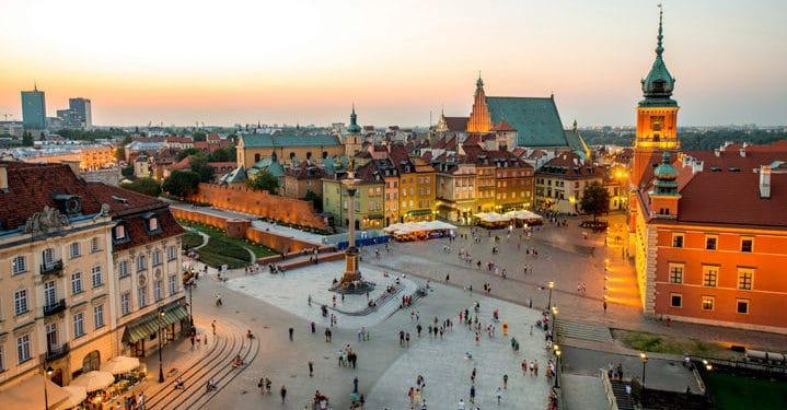 Varsovie gay · Guide de la ville