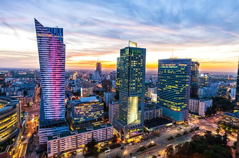 مثلي الجنس وارسو · دليل المدينة