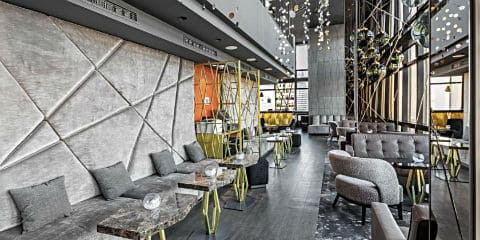 image of Warsaw Marriott Hotel