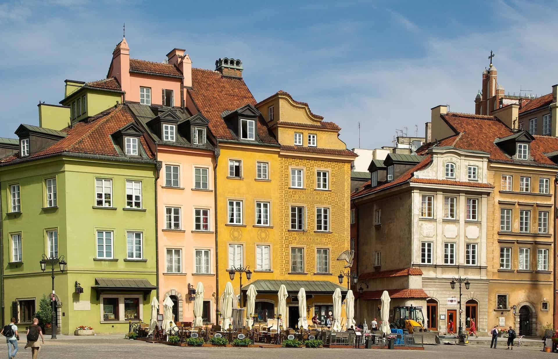 Gay Warsaw · Hotels