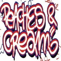 Peaches & Cream @ What?!
