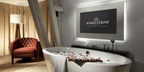 国王阁酒店的图像