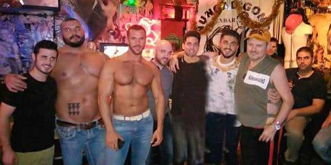 gay cruise club valencia