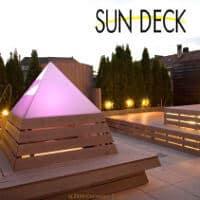 Sun Deck Sauna