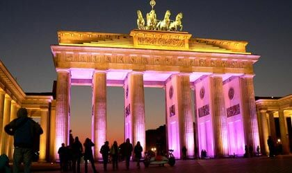 Two Gay Days In Berlin