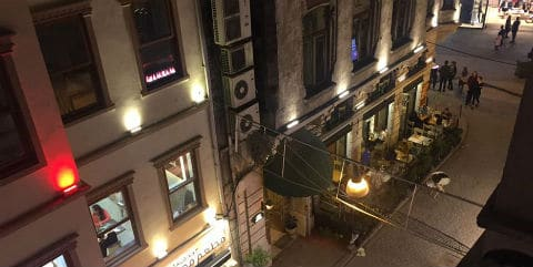 Cafe Morkedi Istanbul Gay Bar Cafe In Istanbul Travel Gay