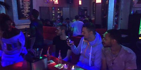 Club di crociere gay di Francoforte