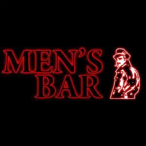 Bar pour hommes