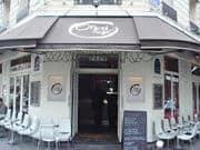 Open Cafe Paris