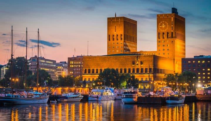 Gay Oslo · Guida della città
