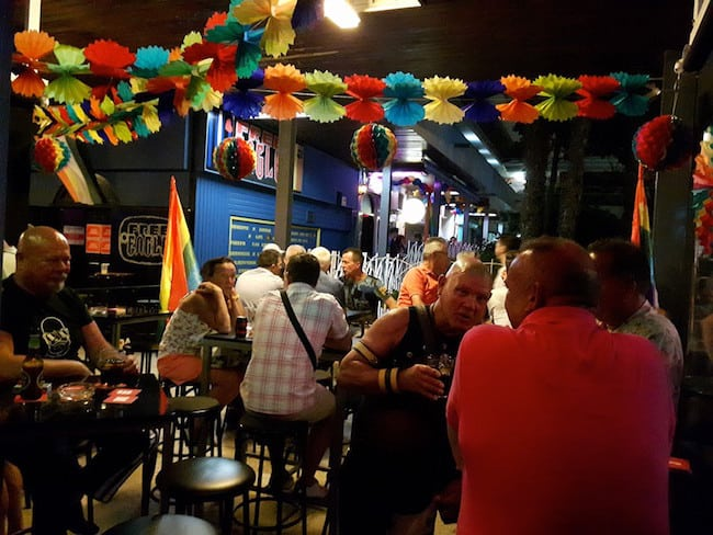 Gay bar torremolinos