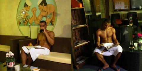 TravelGay raccomandazione Sauna ViVA