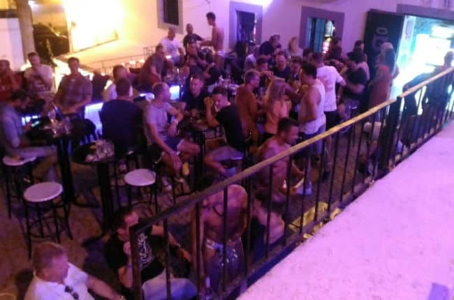 Bar gay di Ibiza