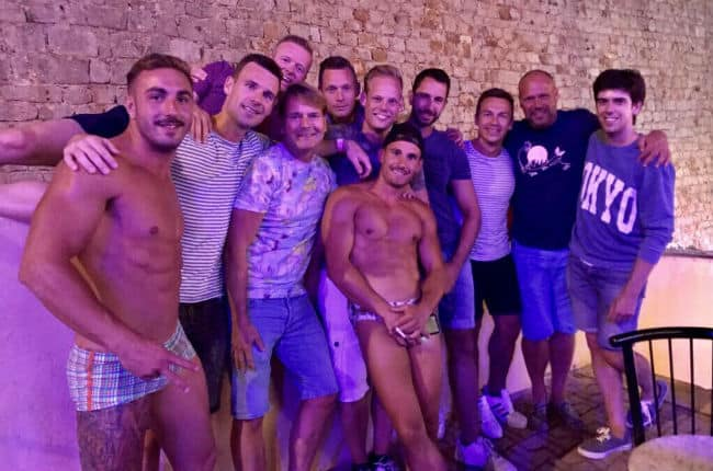 Gay Parties and Events in Ibiza