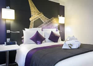 Mercure Paris Suffren Tour Eiffel