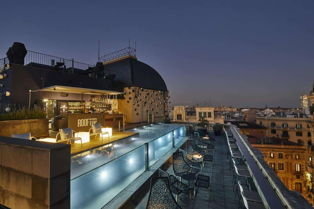 image of Ohla Barcelona Hotel