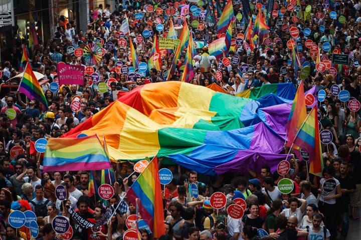 Soirées et événements gays à Istanbul