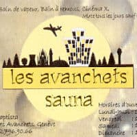 Sauna les Avanchets