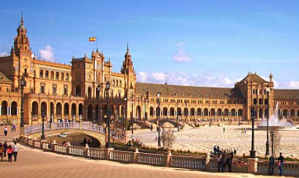 gay travel seville