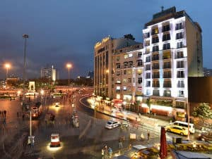 CVK Taksim Hotel