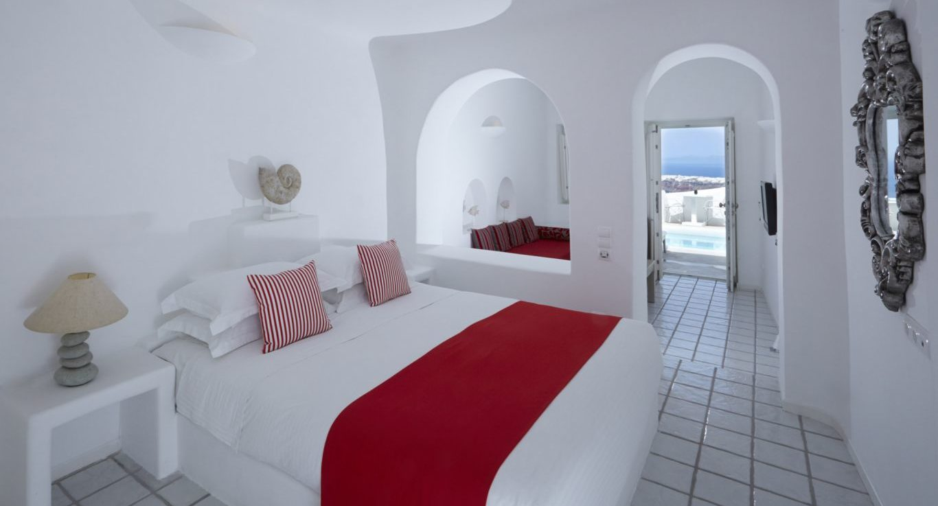 image of White Santorini