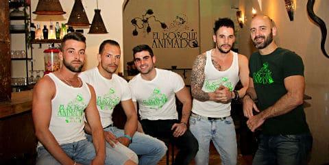TravelGay توصية El Bosque Animado