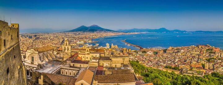 Naples Hotel Guide for Gay travellers