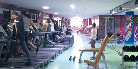 Taksim Flash Gym