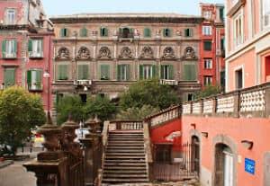 Gay Naples · Hôtels